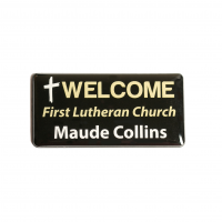 , Welcome Badge 3 | Church Badges