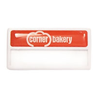 White Re-useable, RB012 | Reusable Badges & Conference Card Holders