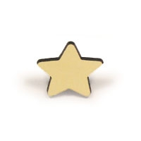 Plastic Star, SCH041 | Club & School Badges